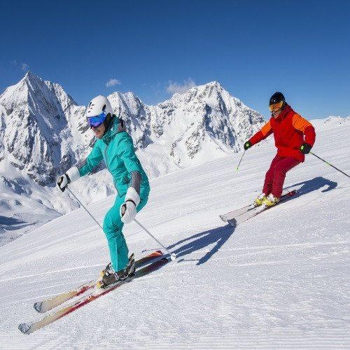 Aventura en al Nieve : Ski para dos - Granada