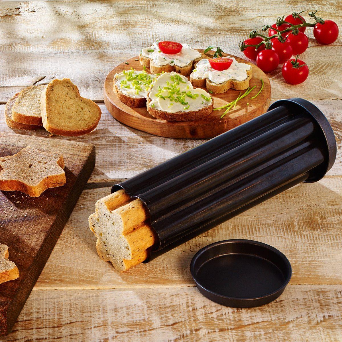 Moldes para Pan – En diferentes formas para todas las ocasiones