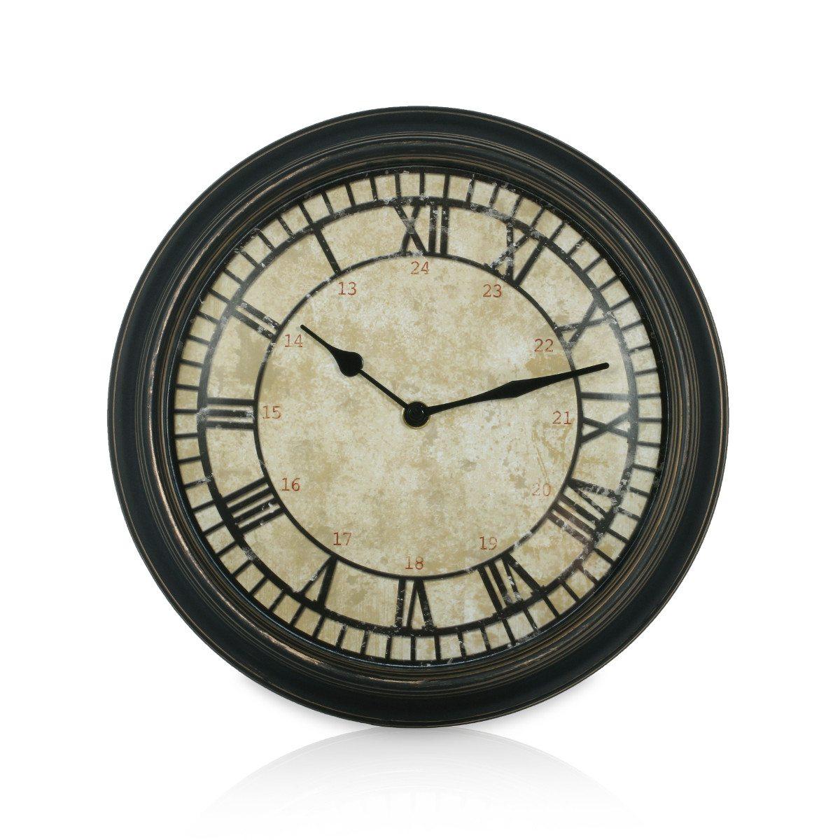 """Reloj Antiguo """"al revés"""" - Retrocede en el tiempo"""