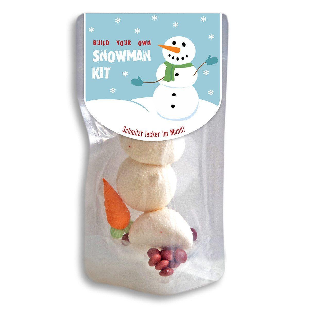 Bau deinen eigenen Schneemann