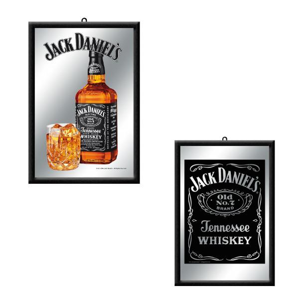 """Bedruckter Spiegel """"Jack Daniel's"""""""