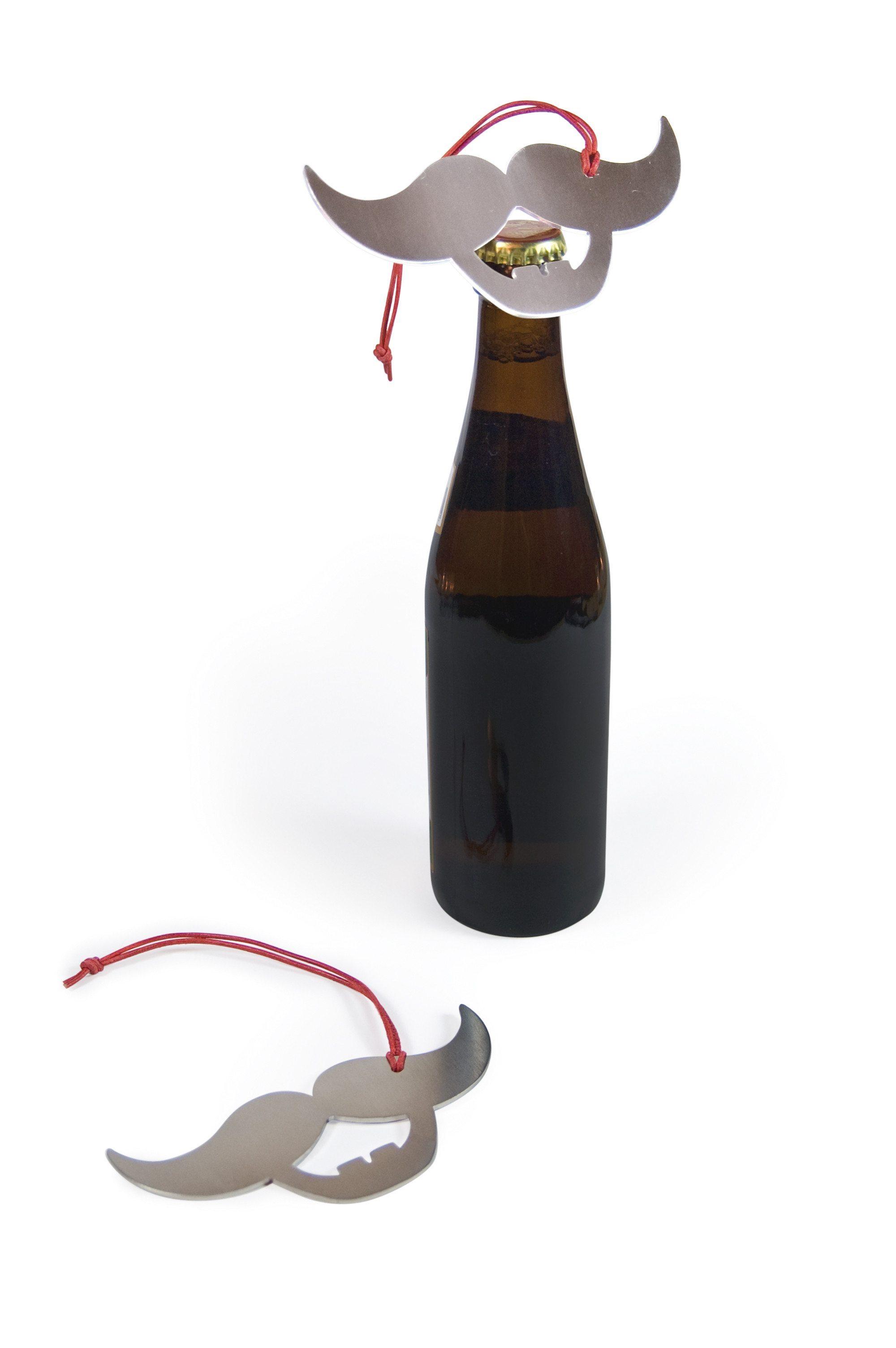 Bierbart- der witzige Bieröffner