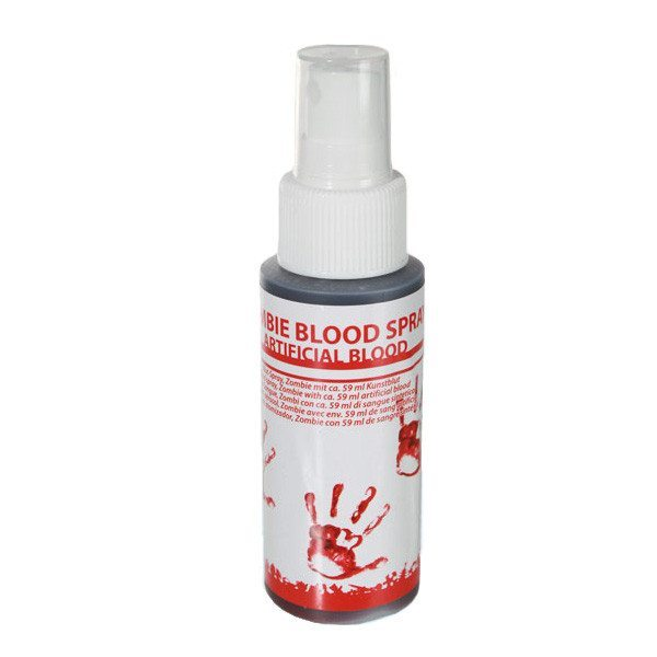 Blut-Spray