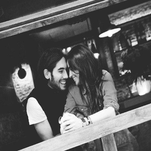 Book de fotos en pareja por la ciudad - Barcelona
