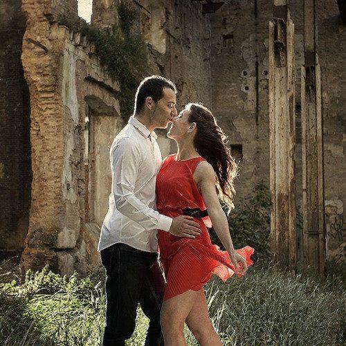 Book de fotos para parejas - Zaragoza