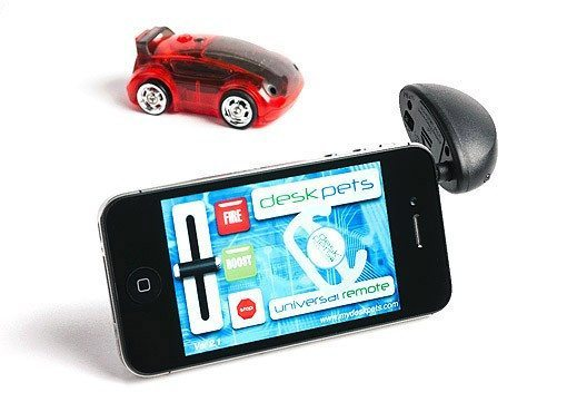 Mini coche teledirigido