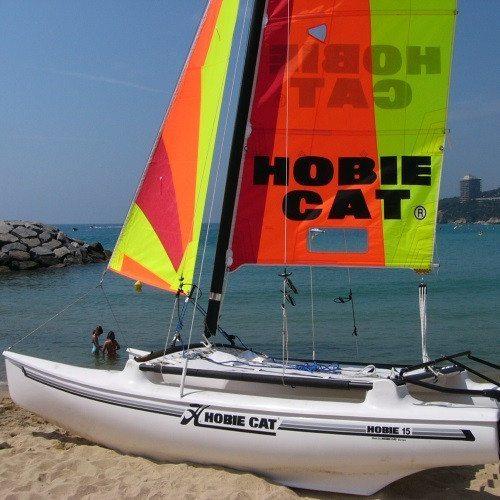 Catamarán con Esquibus y Kayak - Tarragona
