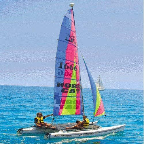 Catamarán y Kayak - Tarragona