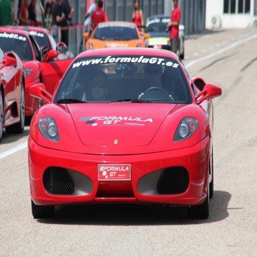 Circuito Gran Premio con Ferrari F430 + Ruta por Carretera + Acompañante - Barcelona