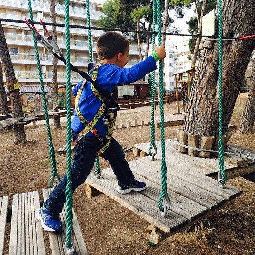 Circuito Multiaventura Infantil - Tarragona