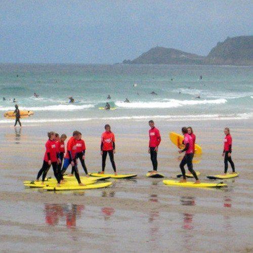 Clase de Surf - Asturias