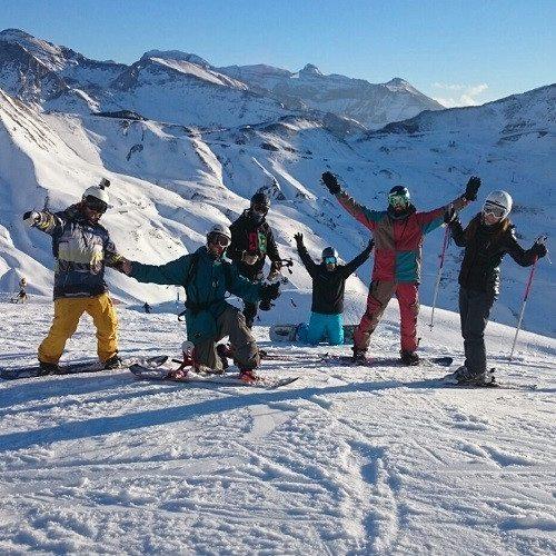 Clases grupales de Snowboard en Astún - Huesca