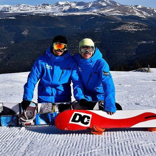 Clases Snowboard en pareja en La Molina - Girona