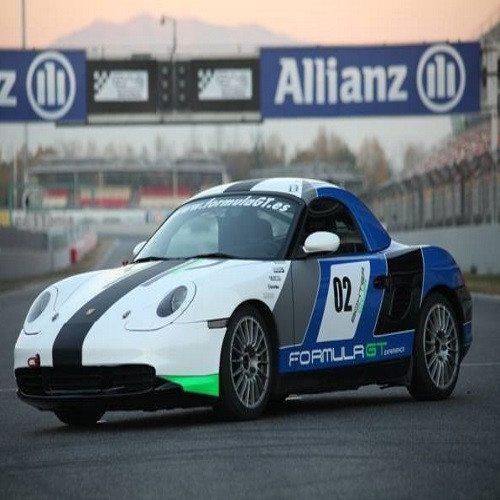 Conducción Drift con Porsche Boxster Cup - Barcelona