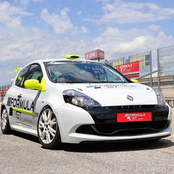 Copilota un Renault Clio Cup de Competición - Montmeló - Barcelona