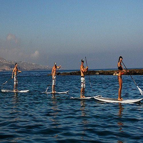 Curso de Iniciación al Paddle Surf - Valencia