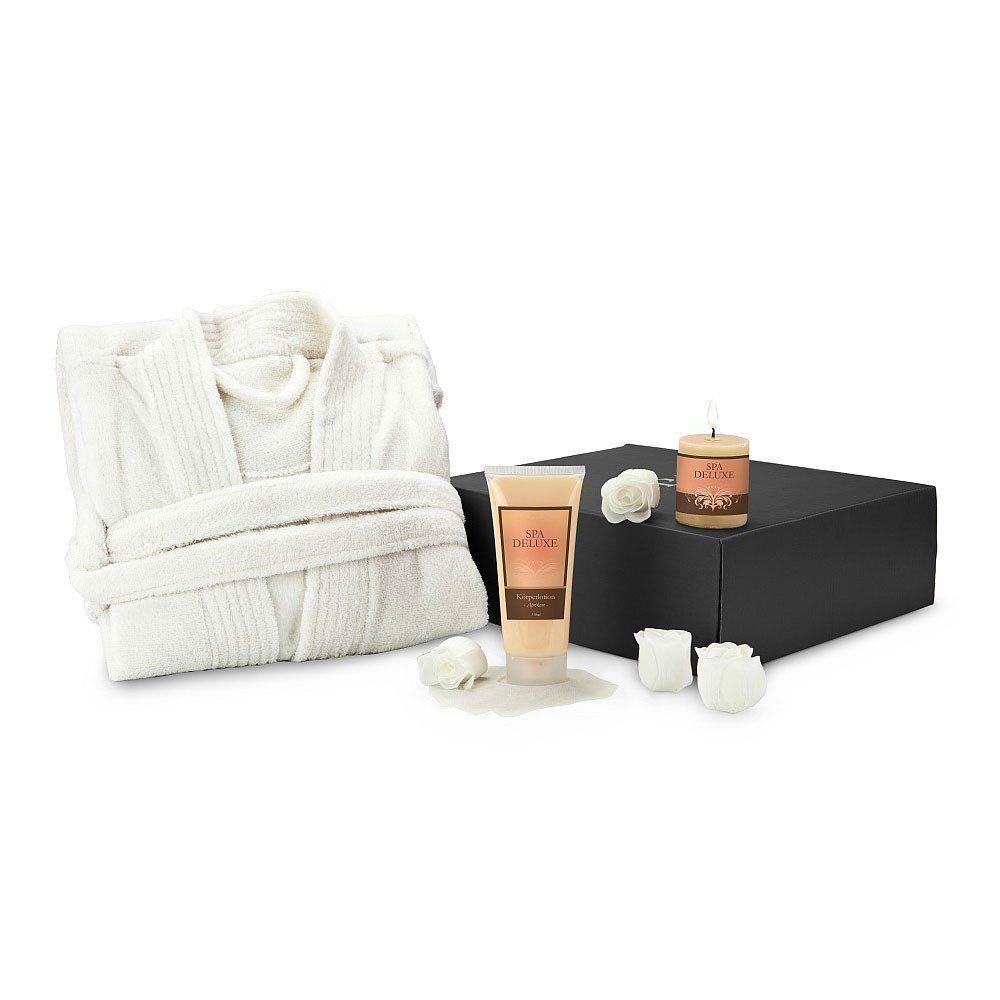Set de spa para relajarse Dark Luxury