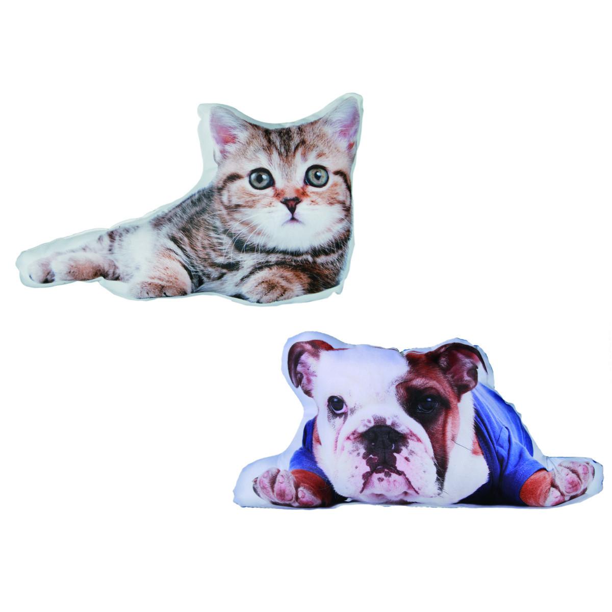 Peciosos cojines con forma de cachorro - El cojin entrañable