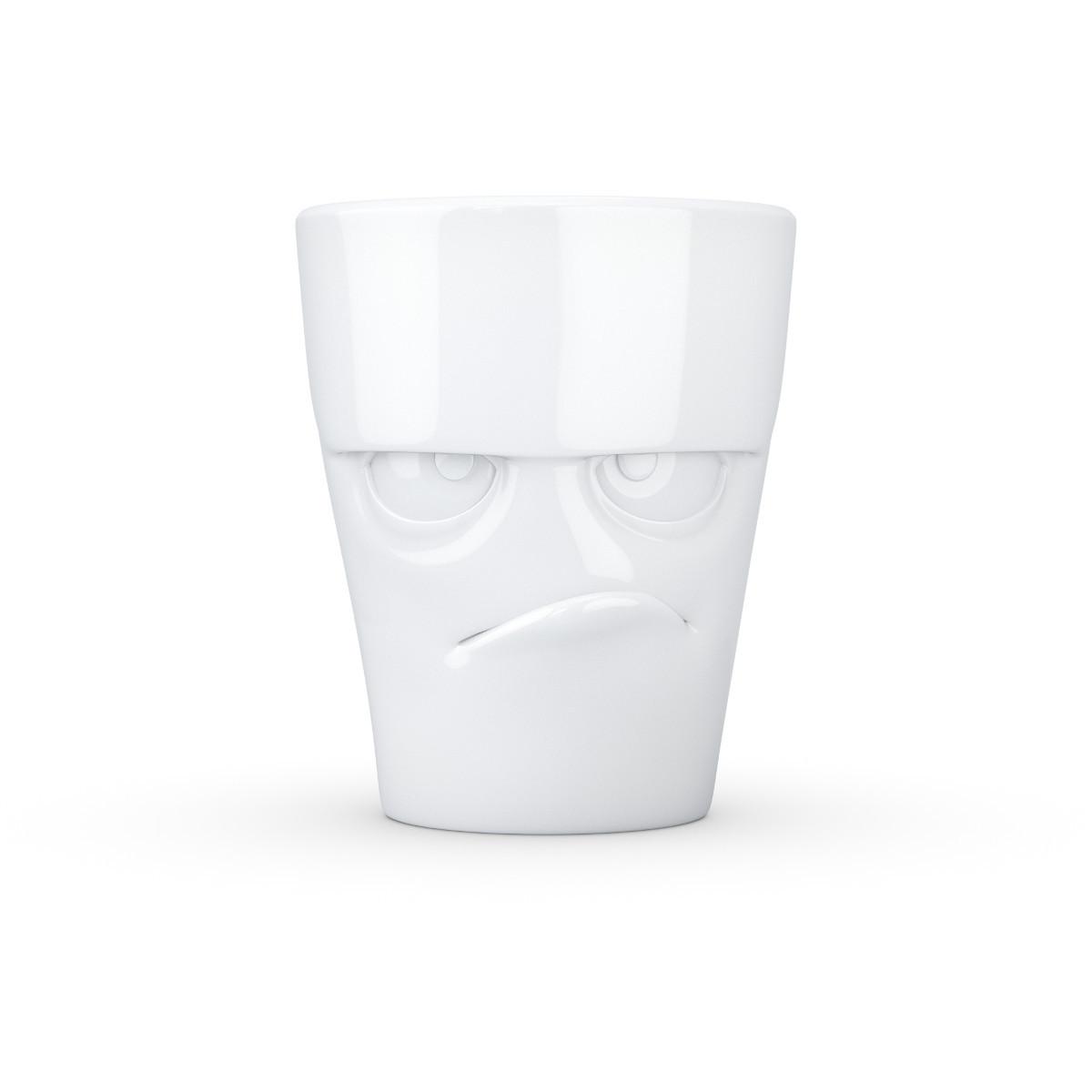 Der Kaffeebecher für jede Laune: Grummelig