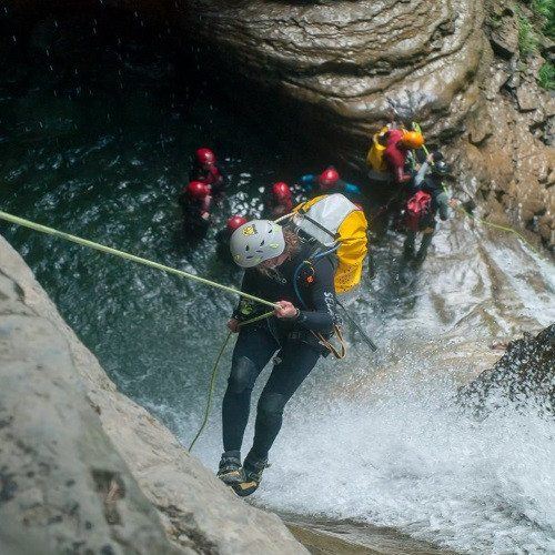 Descenso de Barrancos - Huesca