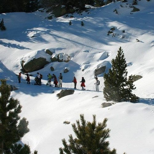 Dos Noches de Hotel con Aventura y Nieve - Lleida