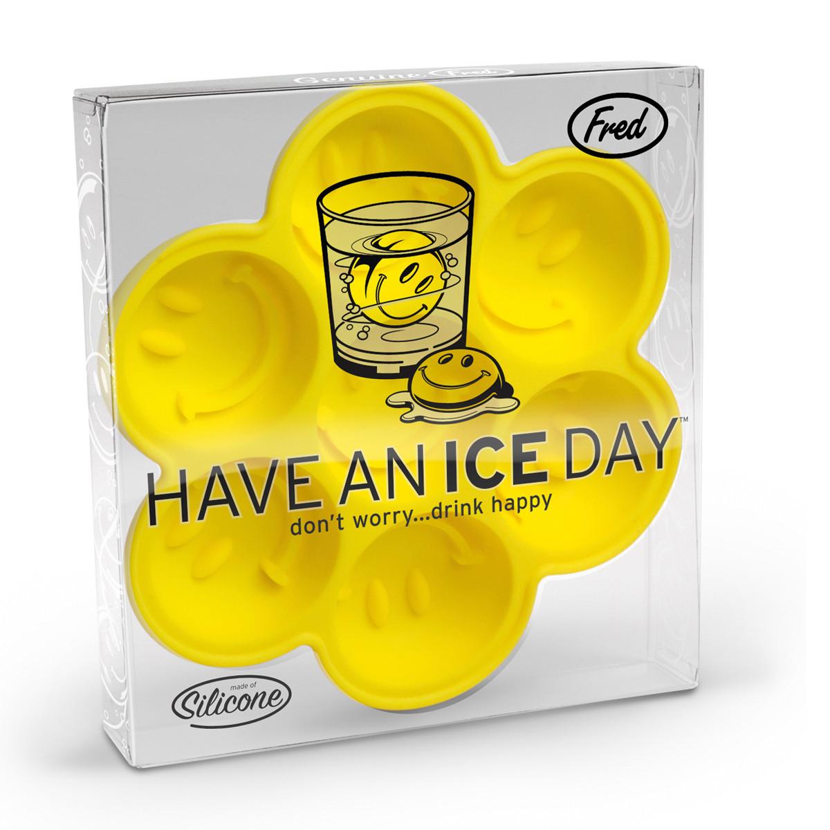 "Eiswürfelform ""Have an ice day"""