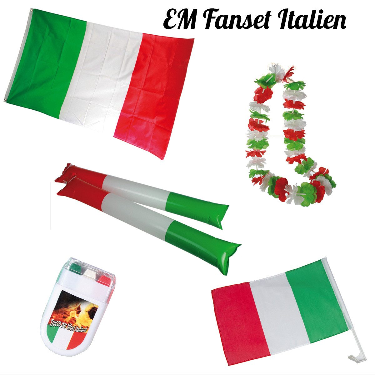"""EM-Fanset """"Italien"""""""