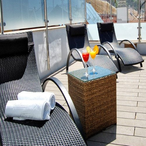 Escapada en Hotel**** con Spa, masaje y kit romántico - Granada