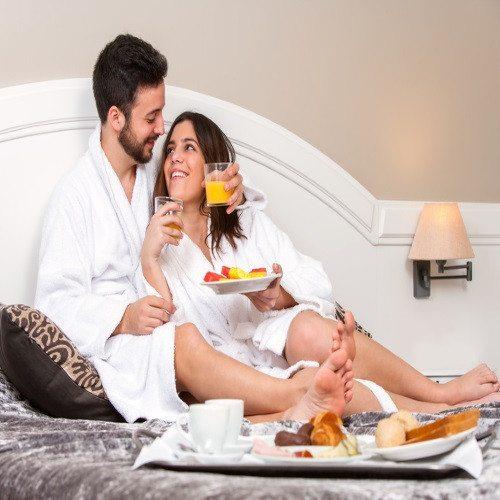 Escapada Romántica Delux, cena especial y Spa- Barcelona