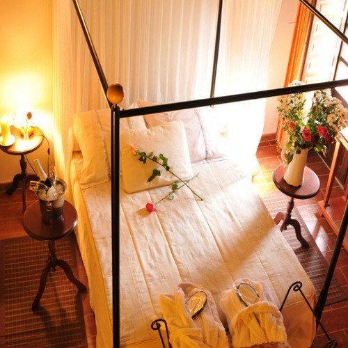 Escapada romántica con cena y spa privado - Cuenca