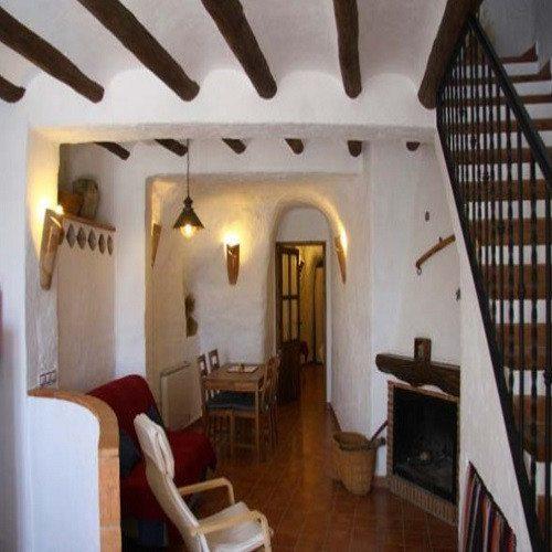 Escapada Rural en casa Cueva y Barbacoa - Granada