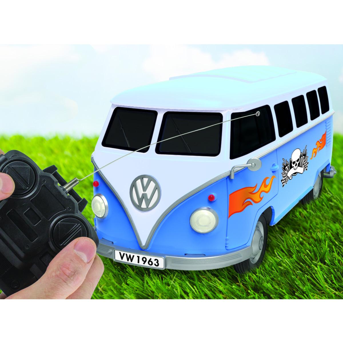 VW Bulli con mando a distancia
