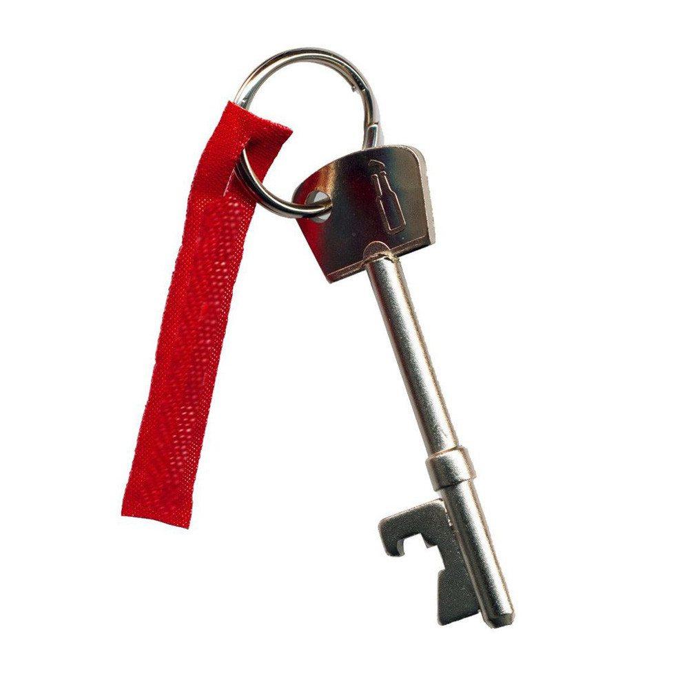 Abrebotellas en forma de llave - Práctico para tu llavero