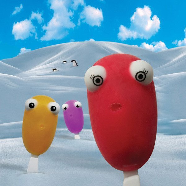 Frosty Friends Moldes para helados