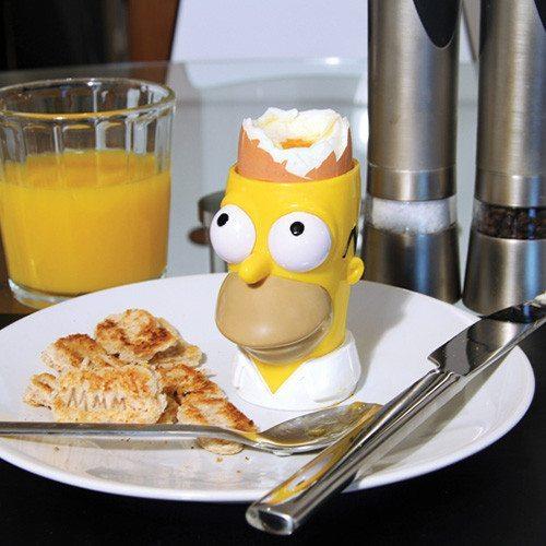 """Set de desayuno """"Homer Simpson"""" - ¡Perfecto para fans!"""