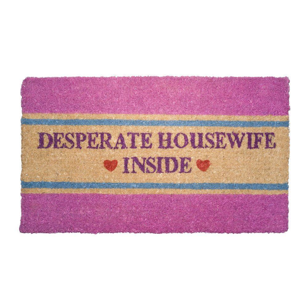 Fußmatte Desperate Housewife
