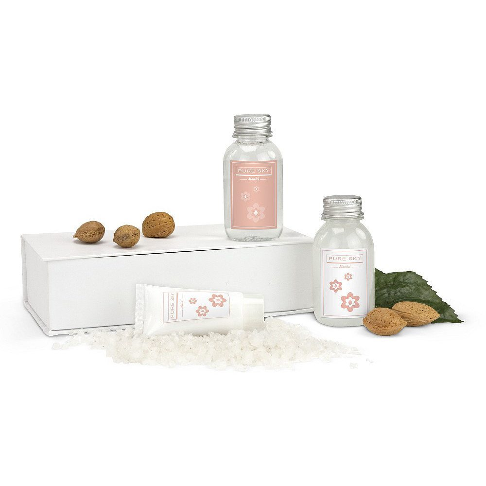 "Beauty-box ""Pure Sky"" - Set de spa para relajarte"