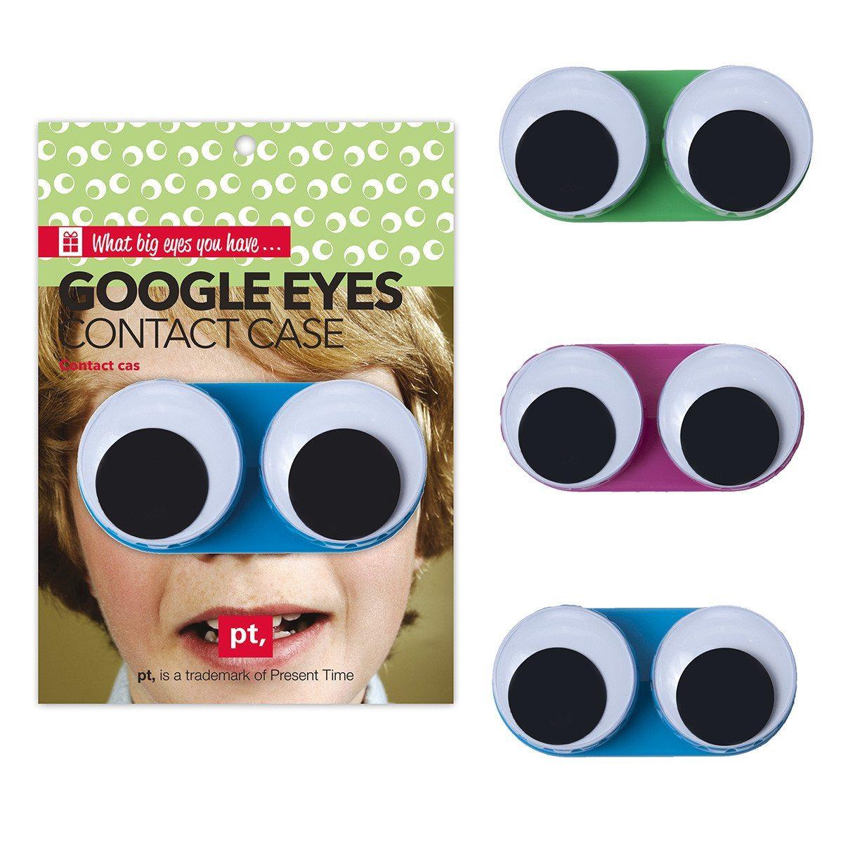 Lentillero divertido Google Eyes