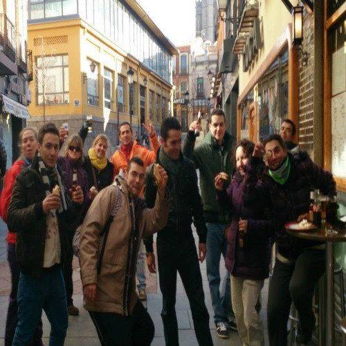 Gymnkana Gastronómica - Ávila