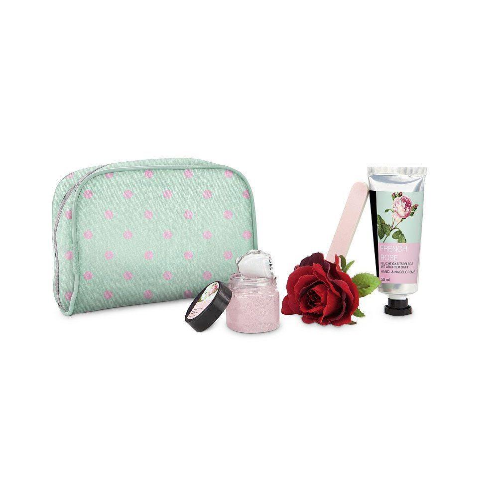 Set de manicura - Rosa francesa