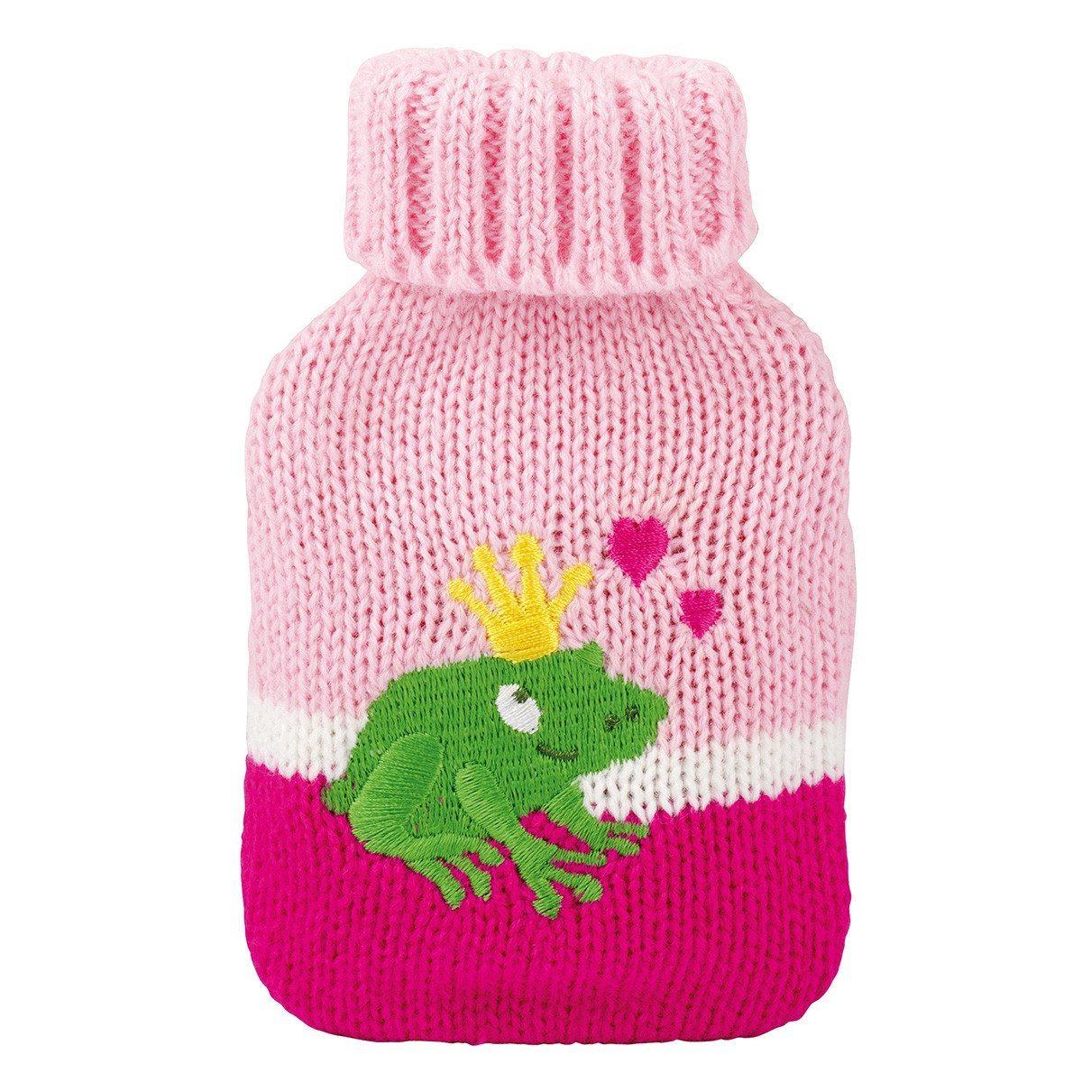 """Handwärmer """"Froschkönig"""""""