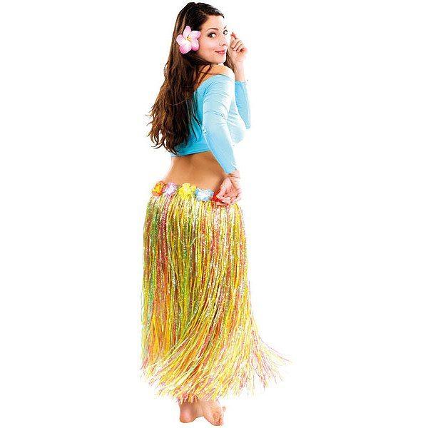 Falda hawaiana – la más sexy y divertida
