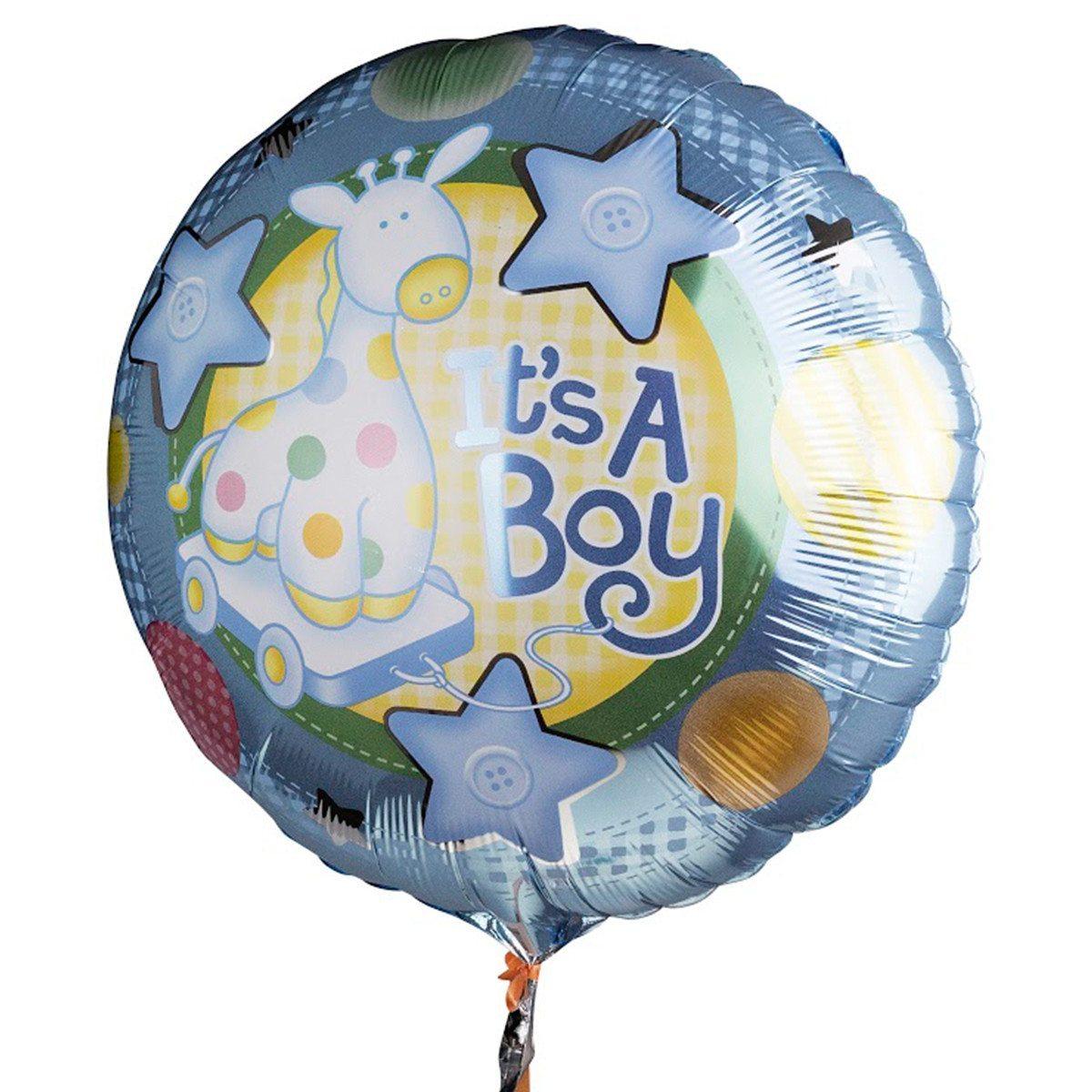 """Globo de helio """"It's a boy"""""""