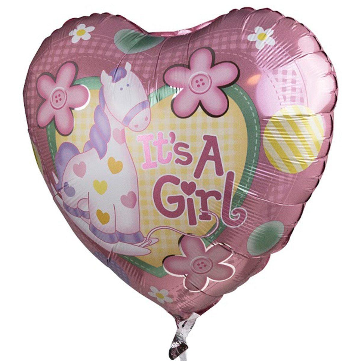 """Globo de helio """"It's a girl"""""""