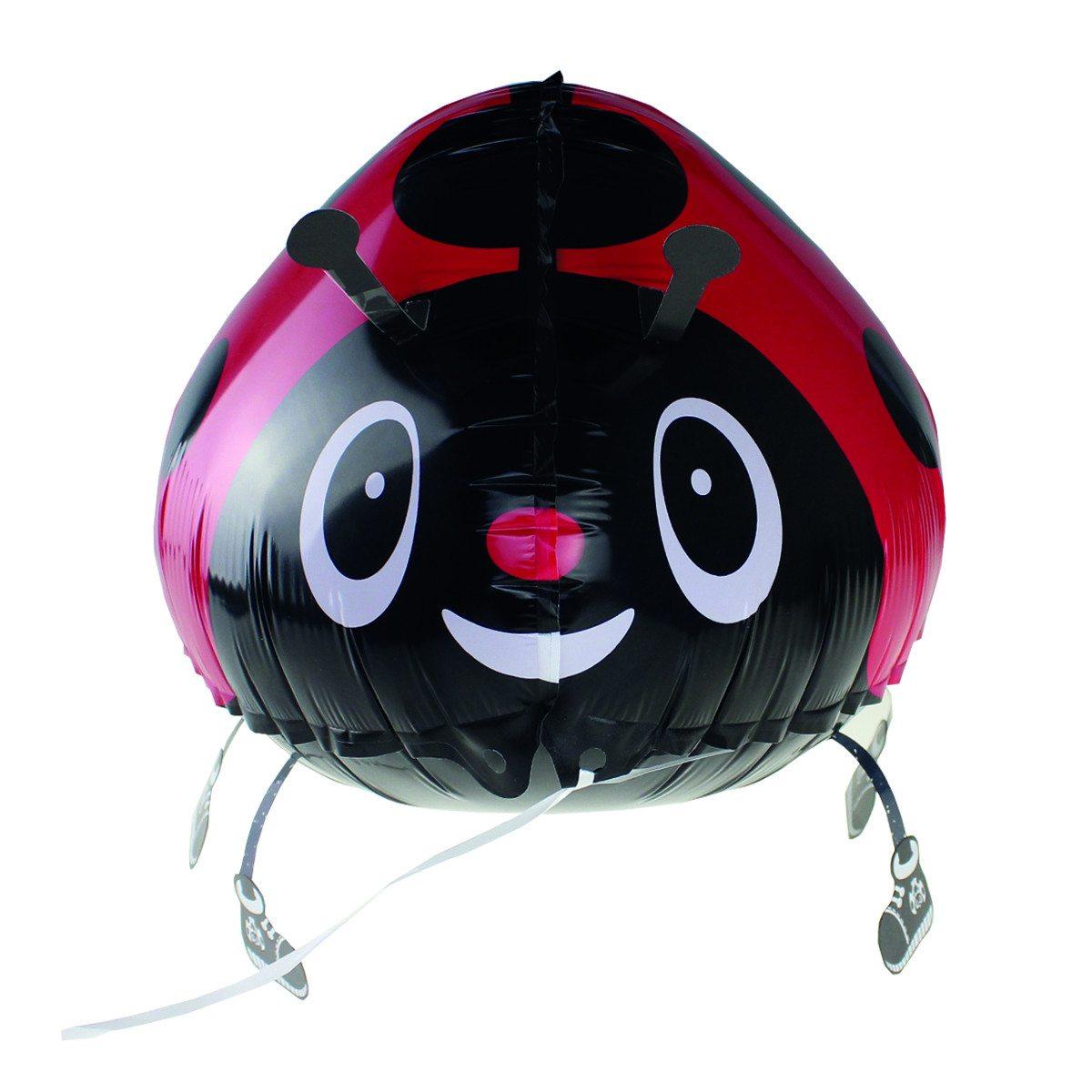 """Globo de helio """"Mariquita"""" – el insecto más simpático llega a casa"""