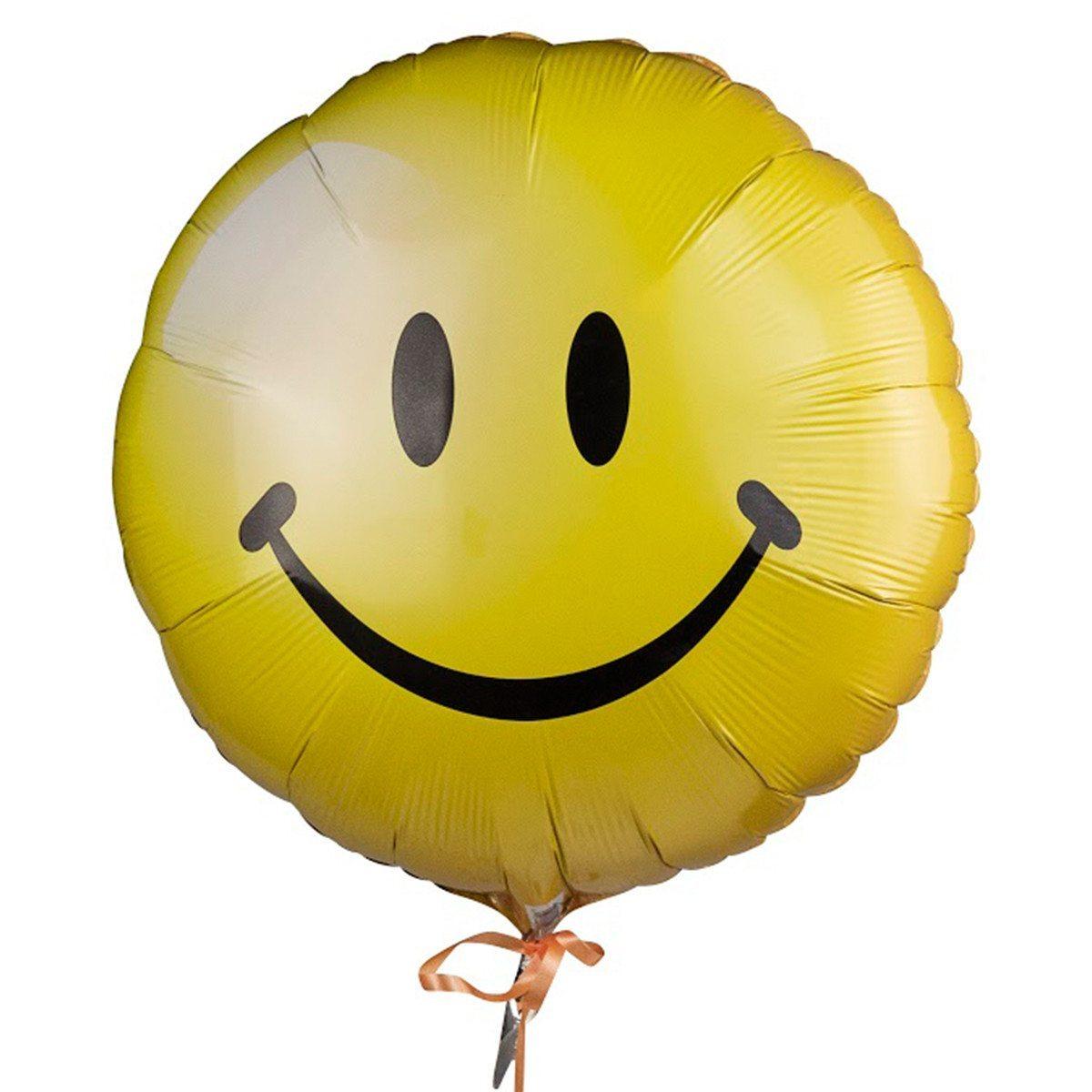 """Helium-Luftballon """"Smile"""""""