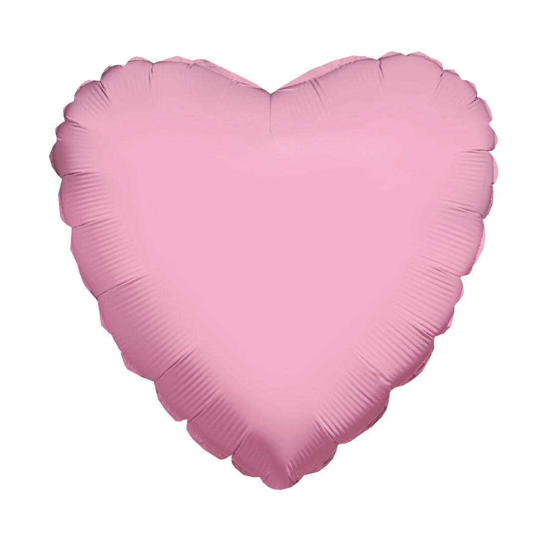 """HERZ ROSA 46 CM / HEART ROSE 18"""""""