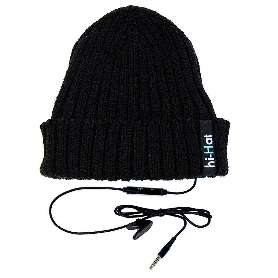 hi-Hat - El gorro musical con auriculares integrados
