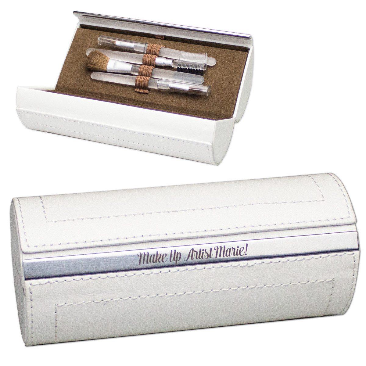 Hochwertige Schminkbox von Philippi mit Gravur