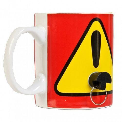 Plug Mug-La taza segura con antirrobo garantizado